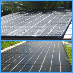 Pool heating solar 4 m2